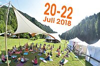 Yoga Dance Nature Festival Namaste in Stockenboi 2018